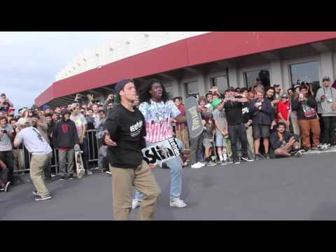 Thrasher Double set triple set contest 2016 TCLIPS