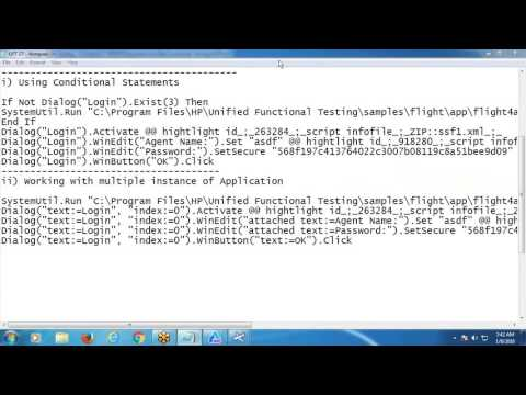 Error Handling and Debugging Scripts in VBScript