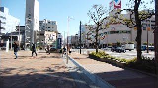 [4K]東京都大田区大森駅周辺を歩いてみた。