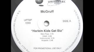 Spunk Bigga - Harlem Kids Get Biz (Instrumental)