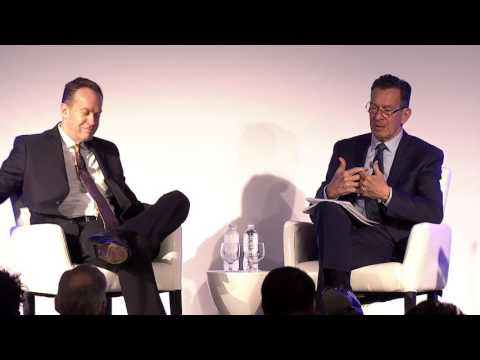 Keynote discussion with Governor Dannel Malloy