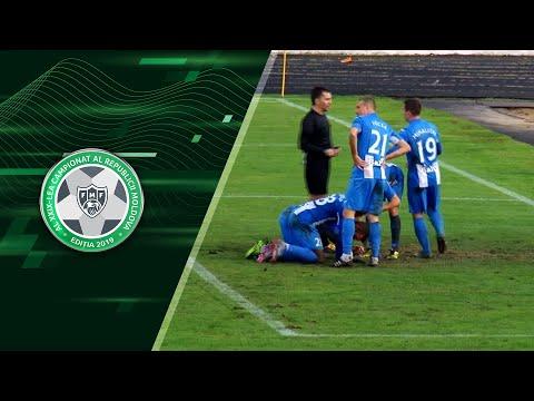 Zaria 3-0 Zimbru // Divizia Nationala, 28.10.2017