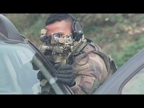TEASER - Force Sécurité Protection (FSP) - GIGN