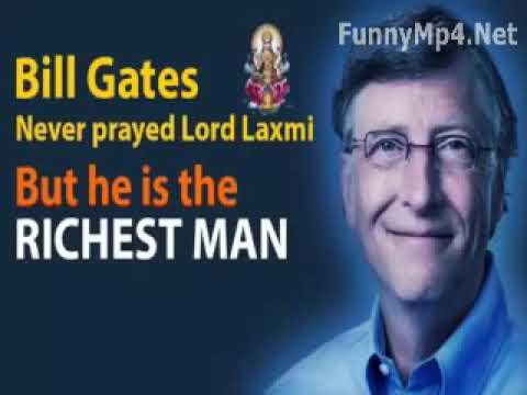World's richest man. BILL GATES