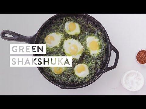 Green Shakshuka Recipe | Goop