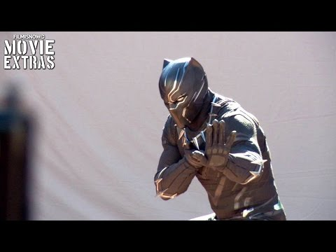 Captain America: Civil War 'Choosing the Black Panther' Featurette [Blu-Ray/DVD 2016]