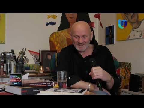 TeleU: Papi Roșculescu - poet și artist plastic la Dublă Personalitate (partea 1)
