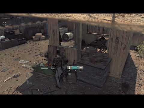 Metal Gear Survive - Chapter 23: Titanium Alloy & Firing Unit (Transporter 2 Location) (2018)