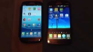 Galaxy s3 e galaxy grand Duos teste de desempenho