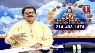 Rudraksha   Dr.G Panduranga Rao About Rudrakshas   08-11-2019  Telugu