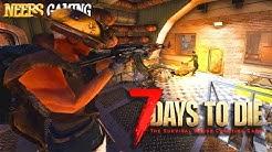 7 Days to Die: Massive Underground Bunker