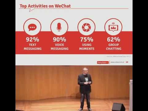WeChat: China from Copycat to Digital Innovator