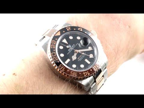 2018 Rolex GMT-Master II
