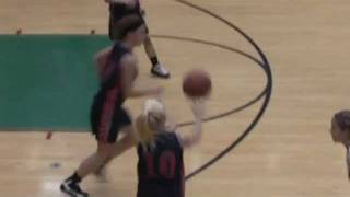 Girl Gets Hit in the FACE With Basketball (High School)