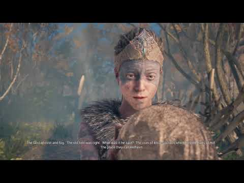 Love being back in the game (Hellblade New part 1)