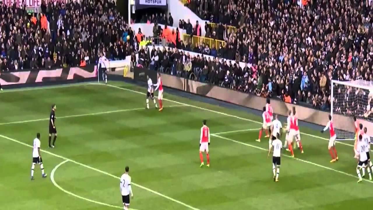 Download Toby Alderweireld Goal ~ Tottenham vs Arsenal 1-1 ~ 05/3/[Premier League][HD]