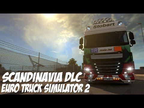 Scandinavia DLC - Euro Truck Simulator 2