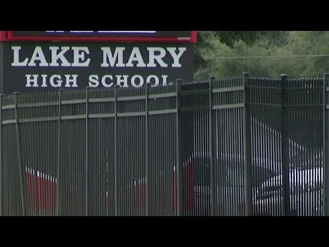 Firearm, knife confiscated on Lake Mary High School campus