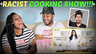 """Rudy Mancuso """"Racist Cooking Show"""" REACTION!!!"""