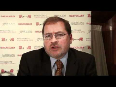 Grover Norquist, ATR RNC Debate