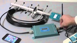 Обзор усилителя GSM сигнала SmartB A14 (GSM990)(Цена и наличие: ..., 2015-12-09T03:16:11.000Z)