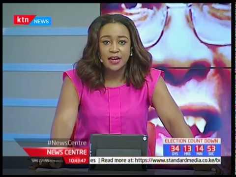 The Nairobi debate : Issues articulated during the gubernatorial debate
