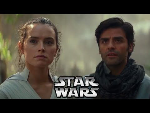 Rey And Poe Romance In The Rise of Skywalker? – Star Wars News