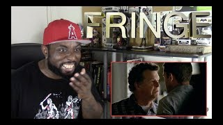 """Fringe REACTION - 1x3 """"The Ghost Network"""""""