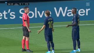 Real Madrid versteht die Welt nicht mehr: Modric muss mit glatt Rot vom Platz | DAZN