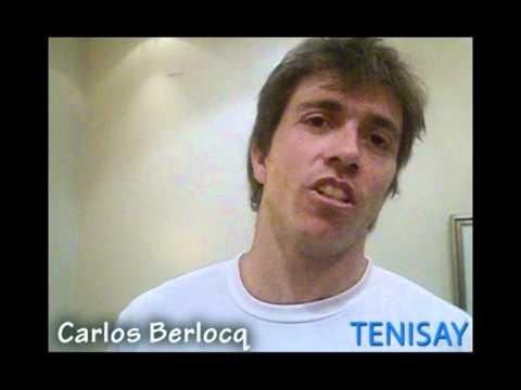 Entrevistas Tenisay - Carlos Berlocq