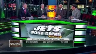 New York Jets VS Buffalo Bills: The Final Gra...
