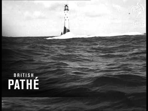 Wolf Rock Lighthouse (1948)