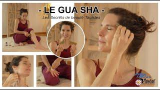 PRESENTATION DU COURS VIDEO : TECHNIQUE DU GUA SHA avec Aisha Sieburth