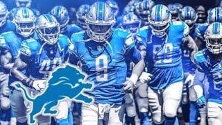 Detroit Lions 2019 Hype Video Preview