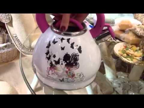Заварочный чайник Kamjove TP-757 - YouTube