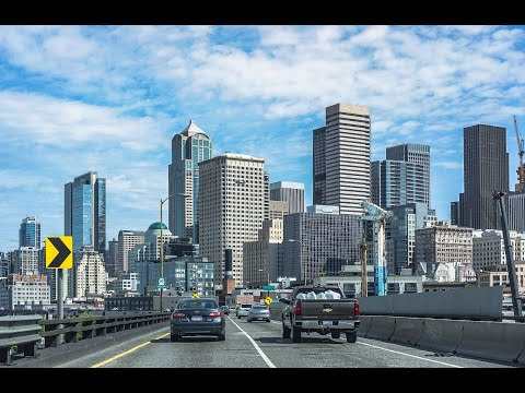 16-21 Seattle #2 of 7: The Alaskan Way Viaduct