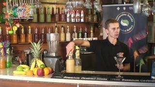 Banana Daiquiri Finest Call Cocktail