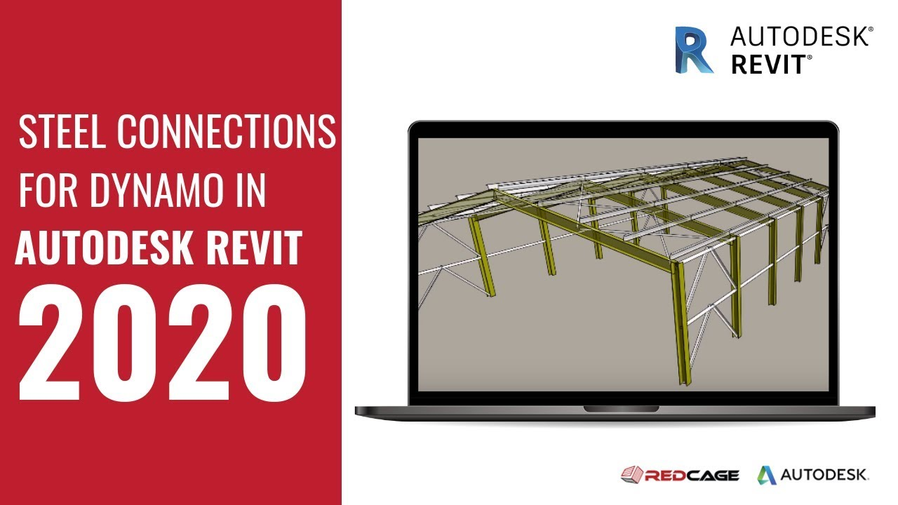 Steel Connections For Dynamo In Autodesk Revit 2020