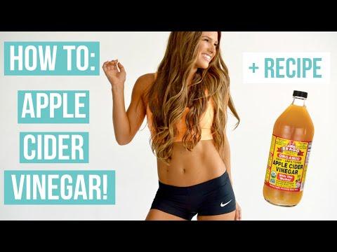 de-bloat-drink-recipe-&-apple-cider-vinegar-benefits!