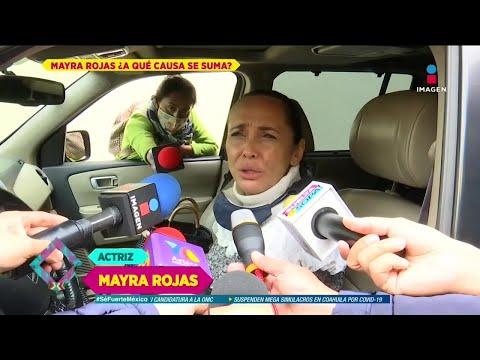 ¡Mayra Rojas habla de las profundas depresiones que vivió tras la muerte de su hermana Lorena!