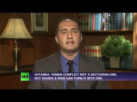 STRIKING PROXYMITY? Ft. Alex Vatanka, Senior Fellow at the Middle East Institute
