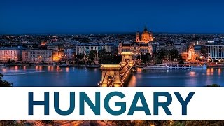 Top 10 facts - hungary // top facts