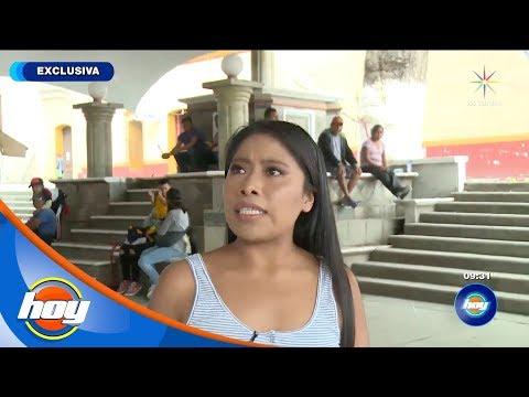 Yalitza Aparicio nos dice cómo enfrenta la discriminación que ha sufrido | Hoy