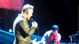 MORRISSEY - November Spawned a Monster(partial), Balboa Theatre, Feb 27, 2013