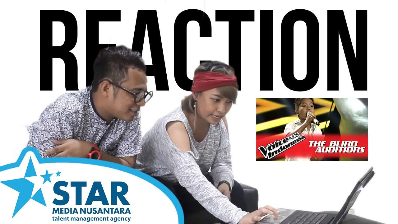 The Voice Kids Reaction (Yadi) - Mario G. Klau, Nina Yunken