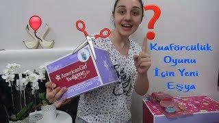 Oyuncak Bebekler için American Girl Kuaför Malzemeleri Açıyoruz - Kuaförcülük Oyunu, Bidünya Oyuncak