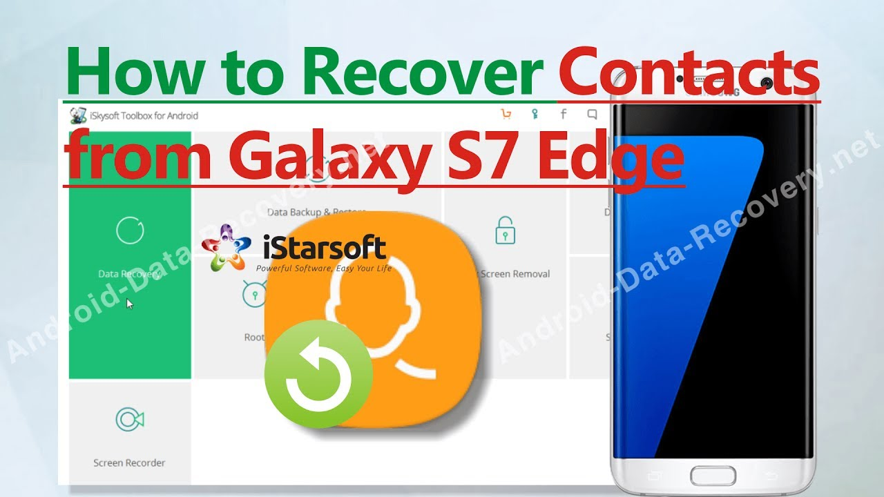 How To Recover Contacts From Samsung Galaxy S7 Edge Youtube Displaying 19gt Images For Johnny 5 Is Alive