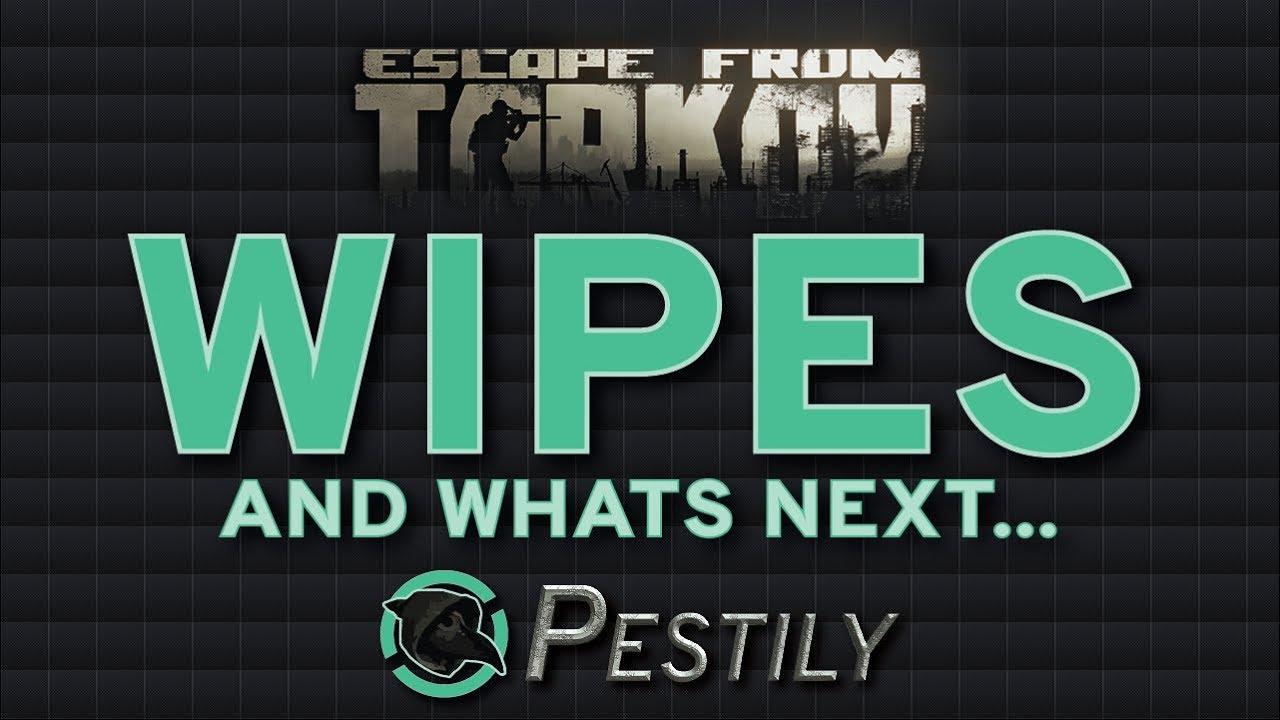Wipes - Escape from Tarkov