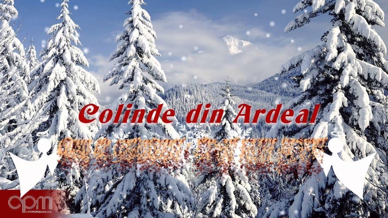COLINDE din Ardeal * Cipri Popescu Music *