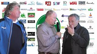 Interview Hoofdtrainer's Ben Gerritsen & Laurens Knippenborg 24- 3- 2019 movie